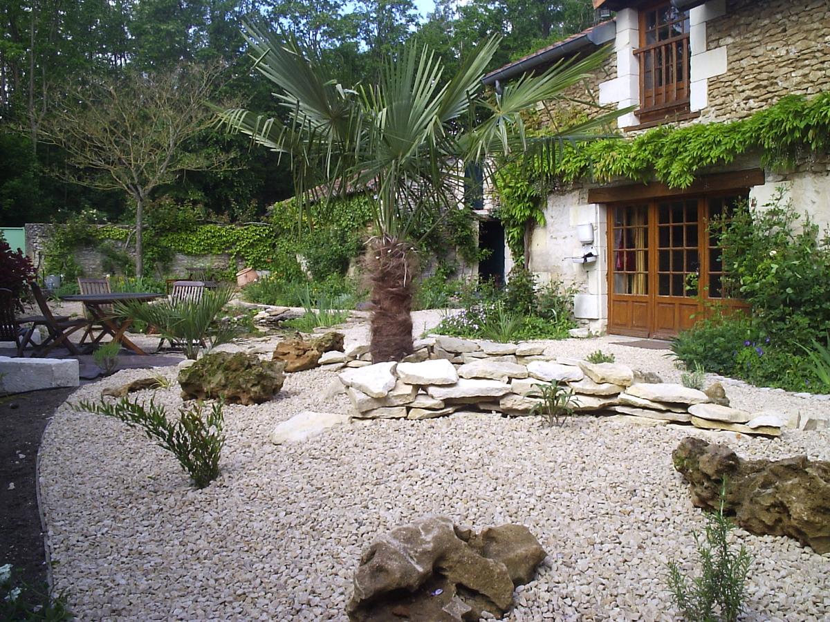 Jardin mineral